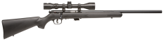 Savage Mark II FVXP Bolt Action Rifle Combo 22LR