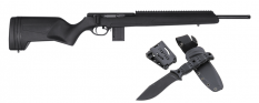 ISSC Scout Ultimate Edition Black - 22LR